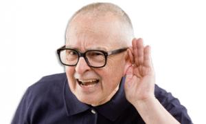 perca de audição