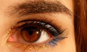 sombra perfeita dos olhos