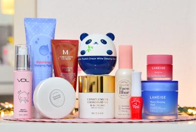 produtos coreanos